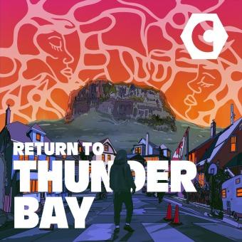 Thunder Bay podcast artwork
