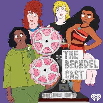 The Bechdel Cast podcast artwork