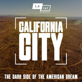 California City podcast artwork