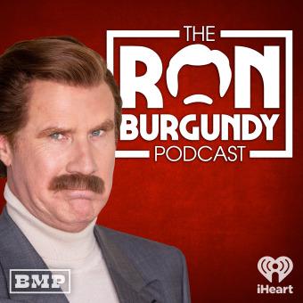 The Ron Burgundy Podcast podcast artwork