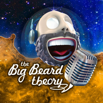 The Big Beard Theory podcast artwork