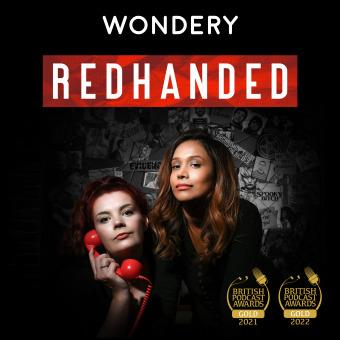 RedHanded podcast artwork