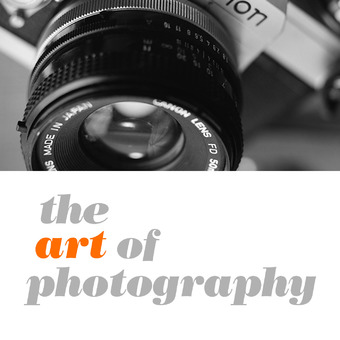 The Art of Photography podcast artwork