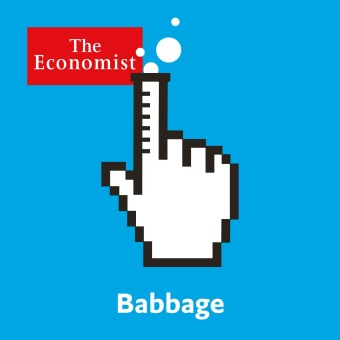 Babbage from Economist Radio podcast artwork