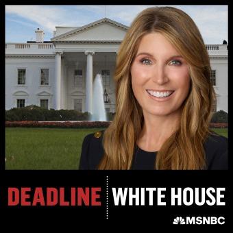 Deadline: White House podcast artwork