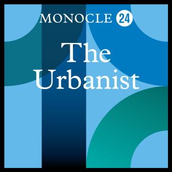 Monocle 24: The Urbanist podcast artwork