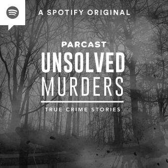 Unsolved Murders: True Crime Stories podcast artwork