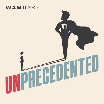 Unprecedented podcast artwork