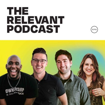 The RELEVANT Podcast podcast artwork