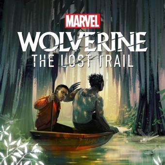 Marvel's Wolverine podcast artwork
