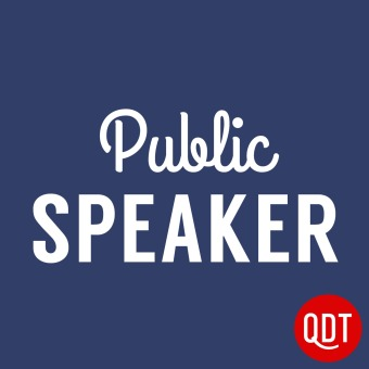 The Public Speaker's Quick and Dirty Tips for Improving Your Communication Skills podcast artwork