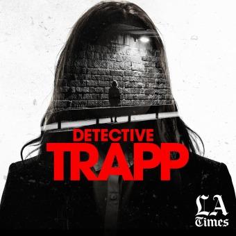 Detective Trapp podcast artwork