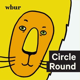 Circle Round podcast artwork