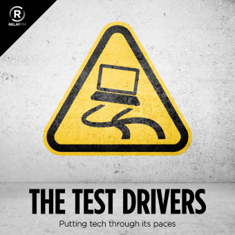 The Test Drivers podcast artwork