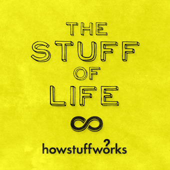 The Stuff of Life podcast artwork