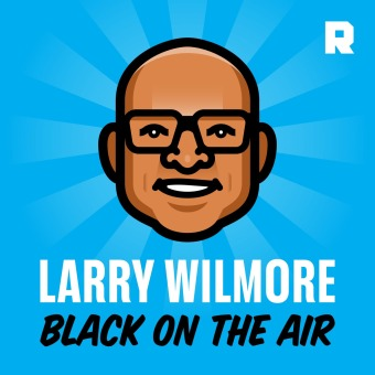 Larry Wilmore: Black on the Air podcast artwork
