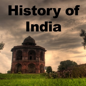 The History of India Podcast podcast artwork