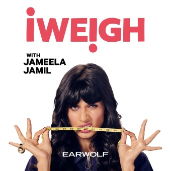I Weigh with Jameela Jamil podcast artwork