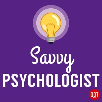 The Savvy Psychologist's Quick and Dirty Tips for Better Mental Health podcast artwork