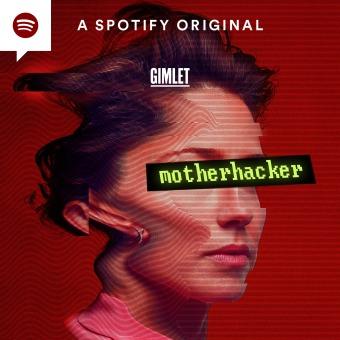 Motherhacker podcast artwork
