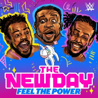 The New Day: Feel the Power podcast artwork