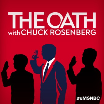 The Oath with Chuck Rosenberg podcast artwork