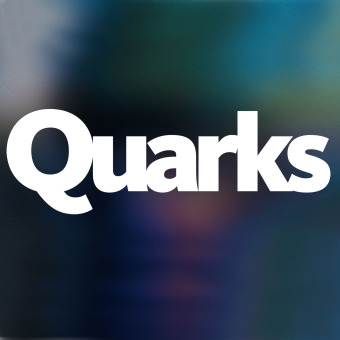 Quarks podcast artwork