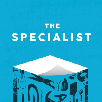 The Specialist podcast artwork