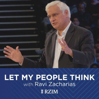 RZIM: Let My People Think Broadcasts podcast artwork