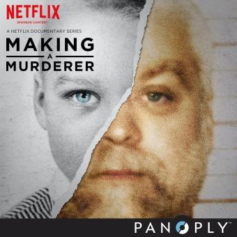 Making A Murderer podcast artwork