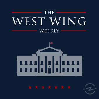 The West Wing Weekly podcast artwork