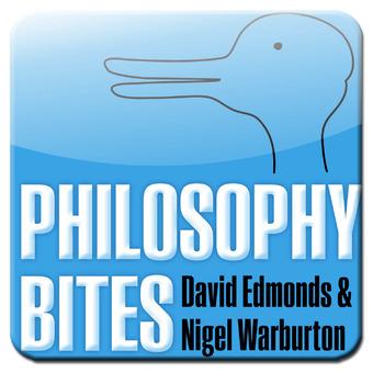 Philosophy Bites podcast artwork