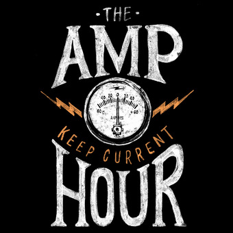 The Amp Hour Electronics Podcast podcast artwork