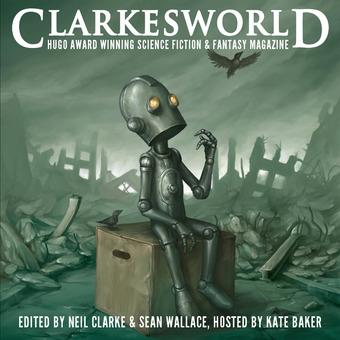Clarkesworld Magazine - Science Fiction & Fantasy podcast artwork