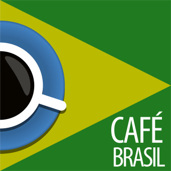 Café Brasil podcast artwork