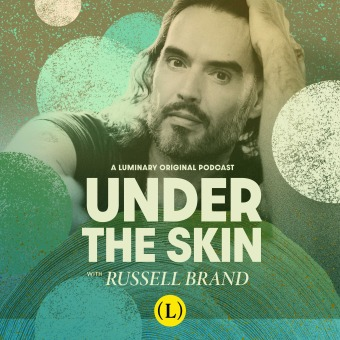 Under The Skin with Russell Brand podcast artwork