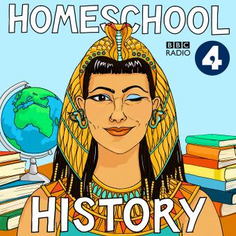 Homeschool History podcast artwork