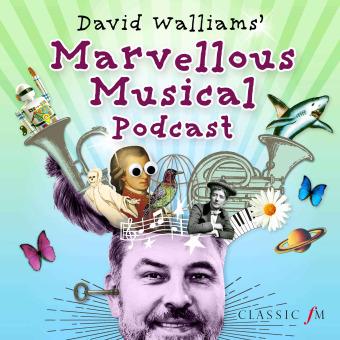 David Walliams' Marvellous Musical Podcast podcast artwork