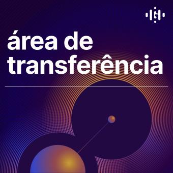 Área de Transferência podcast artwork