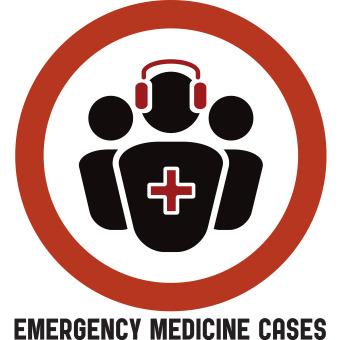 Emergency Medicine Cases podcast artwork