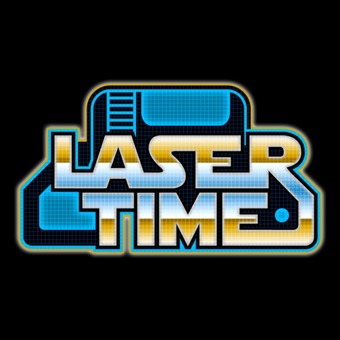 Laser Time podcast artwork