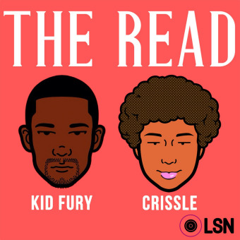 The Read podcast artwork