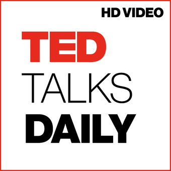 TED Talks Daily (HD video) podcast artwork