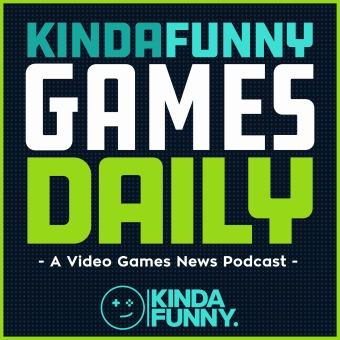 Kinda Funny Games Daily podcast artwork