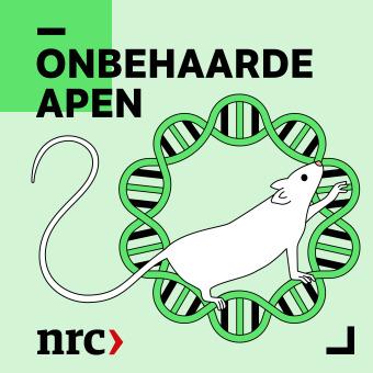 NRC Onbehaarde Apen podcast artwork