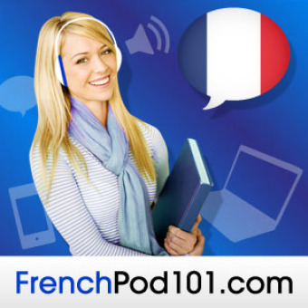 Learn French   FrenchPod101.com podcast artwork
