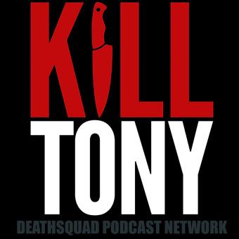 KILL TONY podcast artwork