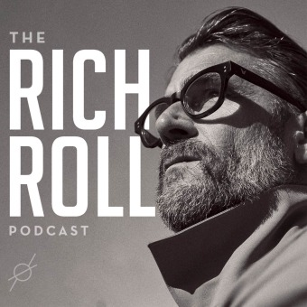 The Rich Roll Podcast podcast artwork
