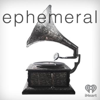 Ephemeral podcast artwork