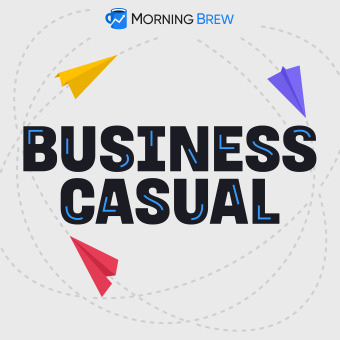 Business Casual podcast artwork